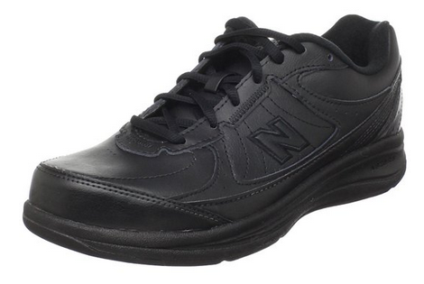 New Balance Men's MW577 Walking Shoe black 2