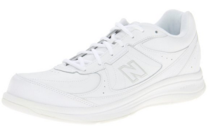 New Balance Men's MW577 Walking Shoe white 3