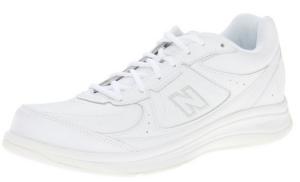 New Balance Men's MW577 Walking Shoe white 3