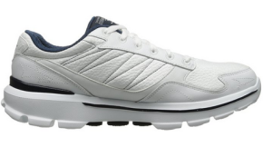 Skechers Men's Go Walk 3-LT Walking Shoe - white side view