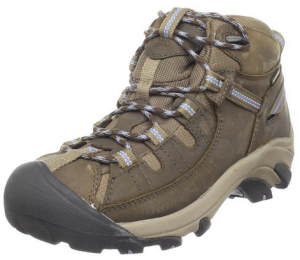 KEEN Women's Targhee II Waterproof Hiking Boot