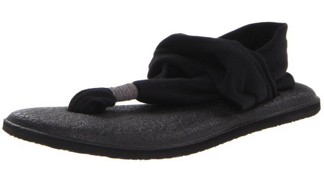 b0f002449d6 Sanuk Women s Yoga Sling 2 Flip-Flop Review