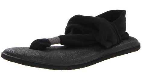 Sanuk Women's Yoga Sling 2 Flip-Flop 8