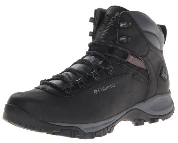 Columbia Men's Mudhawk Waterproof Hiking Boot