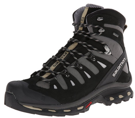 Salomon Men's Quest 4D 2 GTX Hiking Boot 4