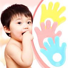 baby chewing eva toy