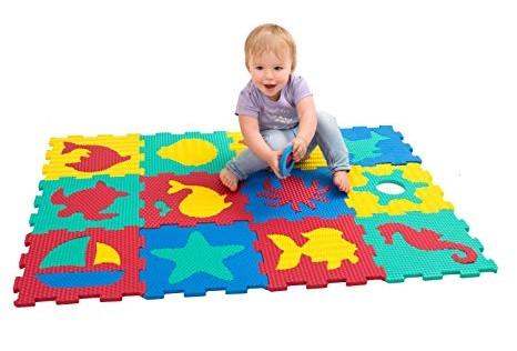 eva baby playmat