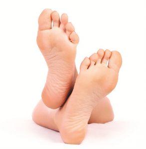 feet nude