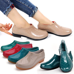 shoes with rubber soles