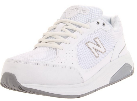 New Balance Men's MW928S Leather Mesh Walking Shoe