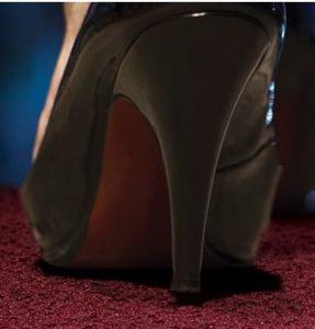ortholite heel