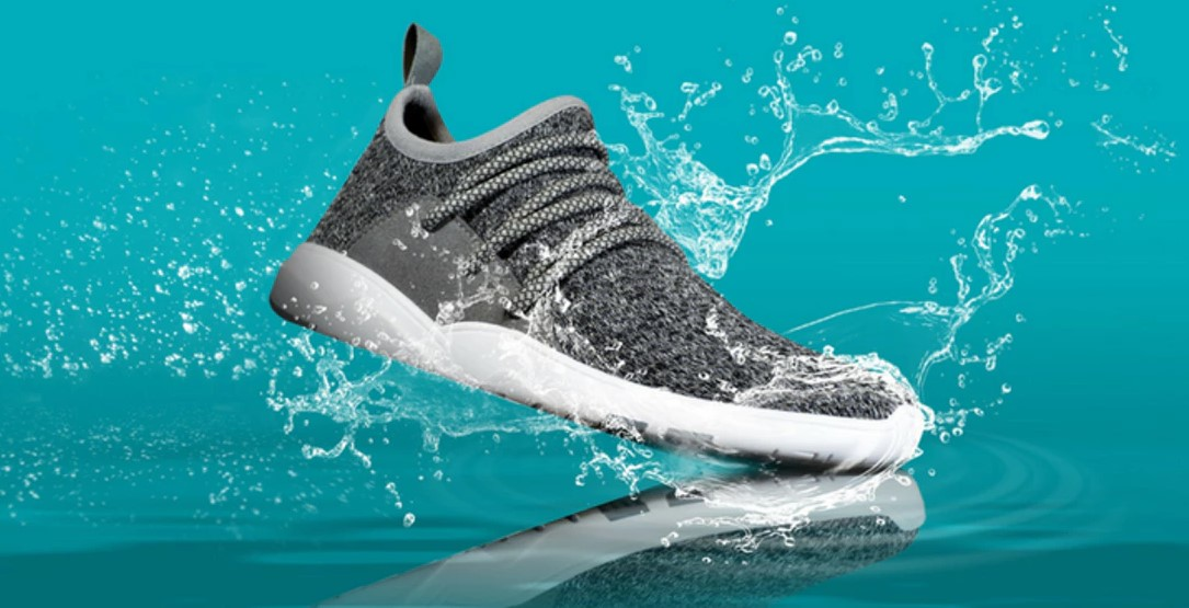 waterproof shoe image