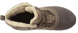 women's slip on winter boots
