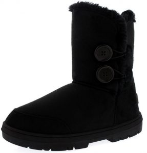 womens-twin-button-fully-fur-lined-waterproof-winter-snow-boots-review