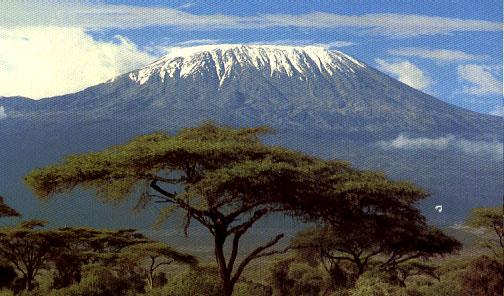 Mt. Kilimanjaro Africa