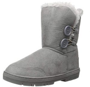 grey holly snow boot