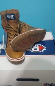boots on box