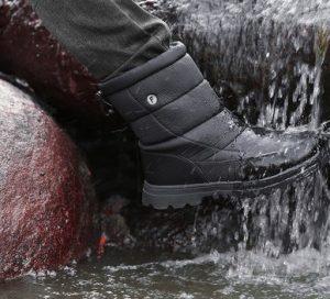non slip snow boot womens