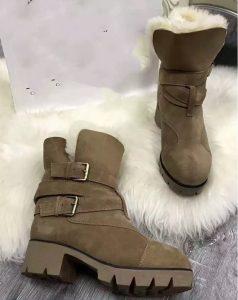 non slip winter boots