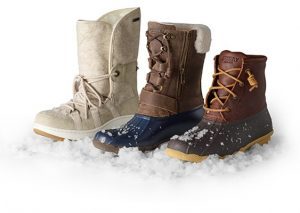 women's slip on winter boots