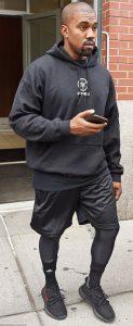 Kanye West Adidas Yeezy Boost 350 Black