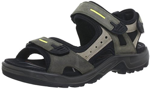 ecco men's yucatan sandals review