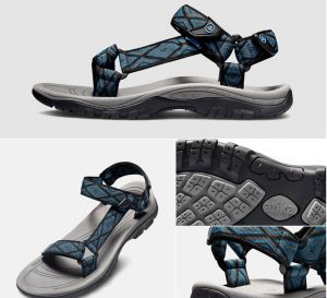 73225c17d Atika Men s Sport Sandals Review - Maya Trail Outdoor Water Shoes