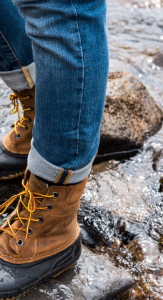 14158ceb240 Sorel Men's Cheyanne Lace Rain Boot Review