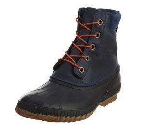 sorel cheyanne men's rain boots