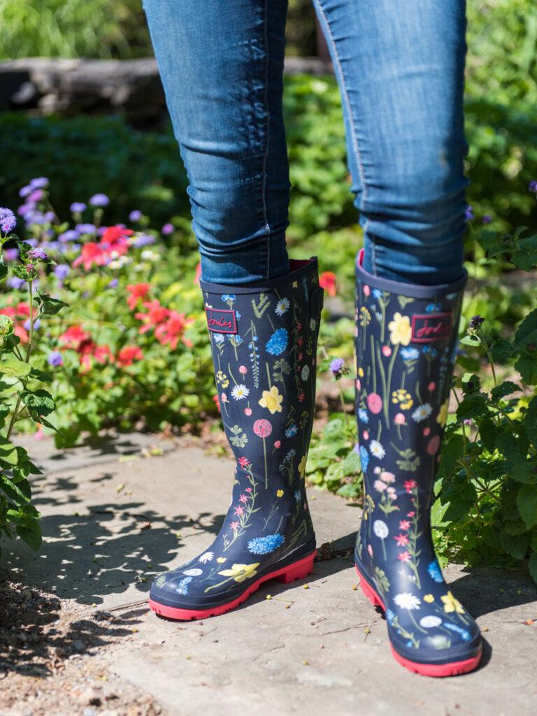 Details about  /Joules Women/'s Work Wellington Boots Choose SZ//color