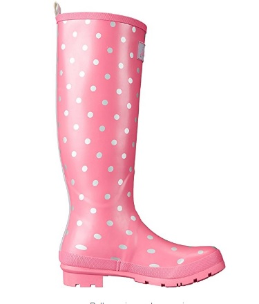 Joules Women's Welly Print Rain Boot review