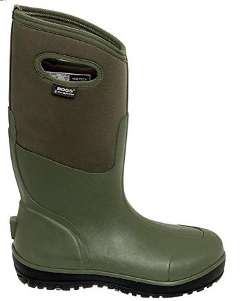 bogs mens rain boots
