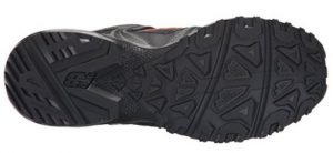 bottom sole shoe view