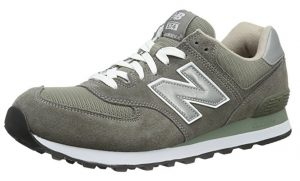 New Balance Men's 574 Classics Running Shoe review