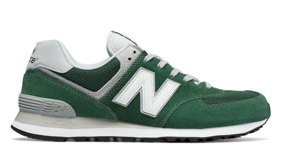 new balance 574 evergreen