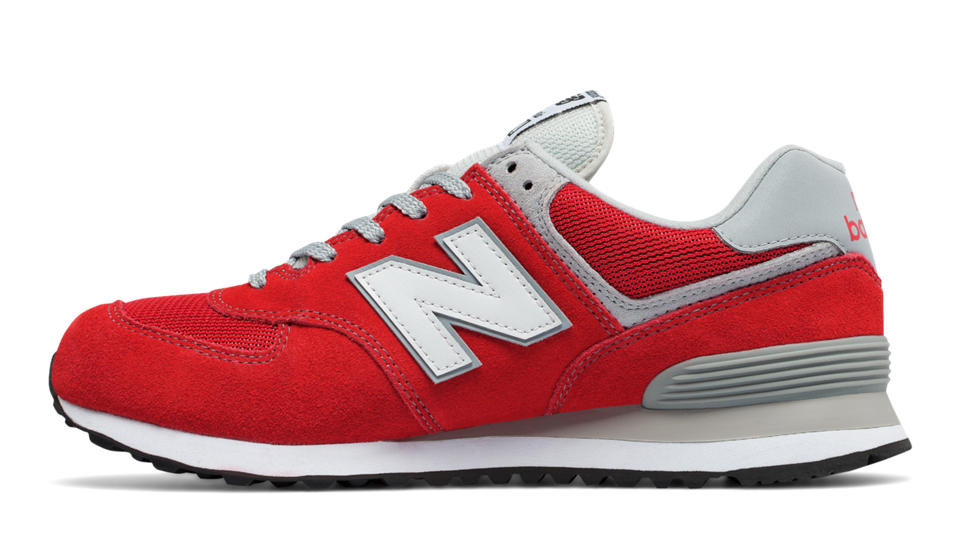 new balance 574 running review