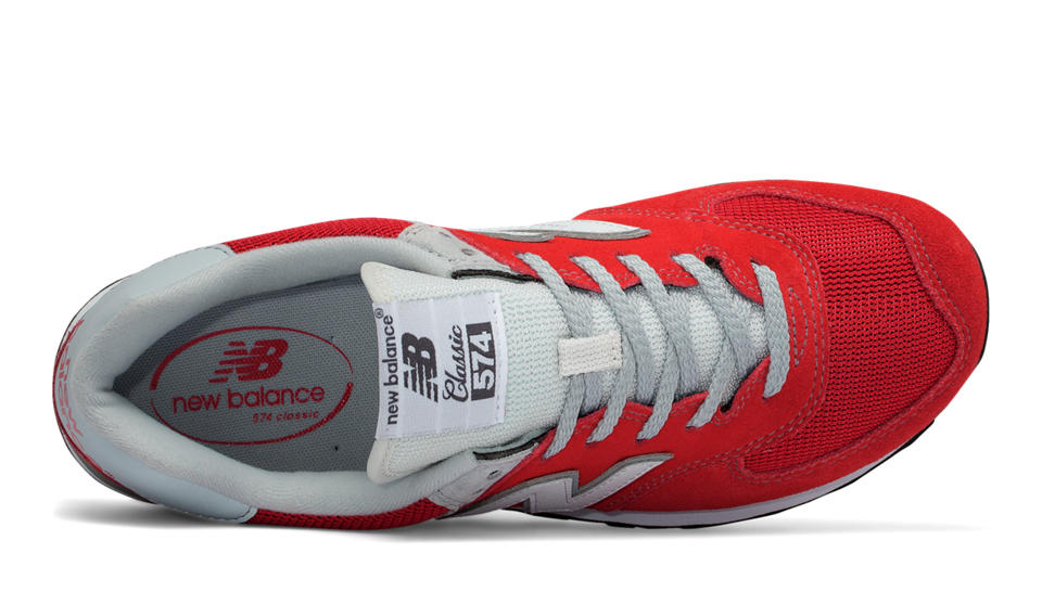 5a62746337a54 The 574s are a timeless collection, by manufacturers New Balance. They  bring retro cool to life in several different variations and vivid colors.