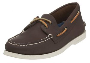 Sperry Top Sider Men S  Seas  Eye Boating Shoe Blue