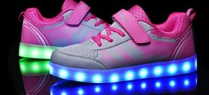 waltzon kids LED shoes