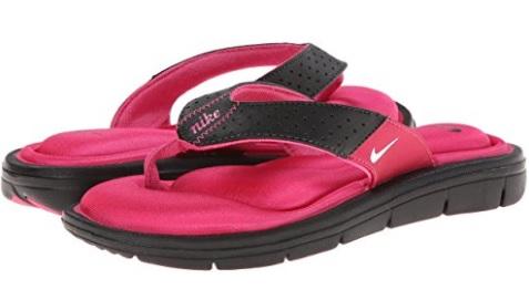 comfort thong sandal