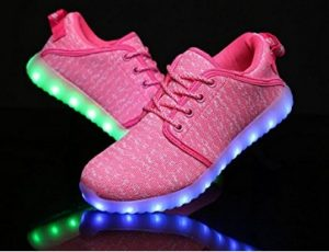 light up shoes LED for kids