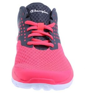 coral grey front shoe