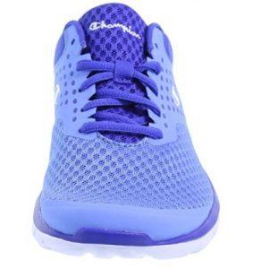periwinkle front shoe
