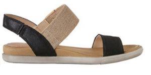 ecco sandal damara side black - Best