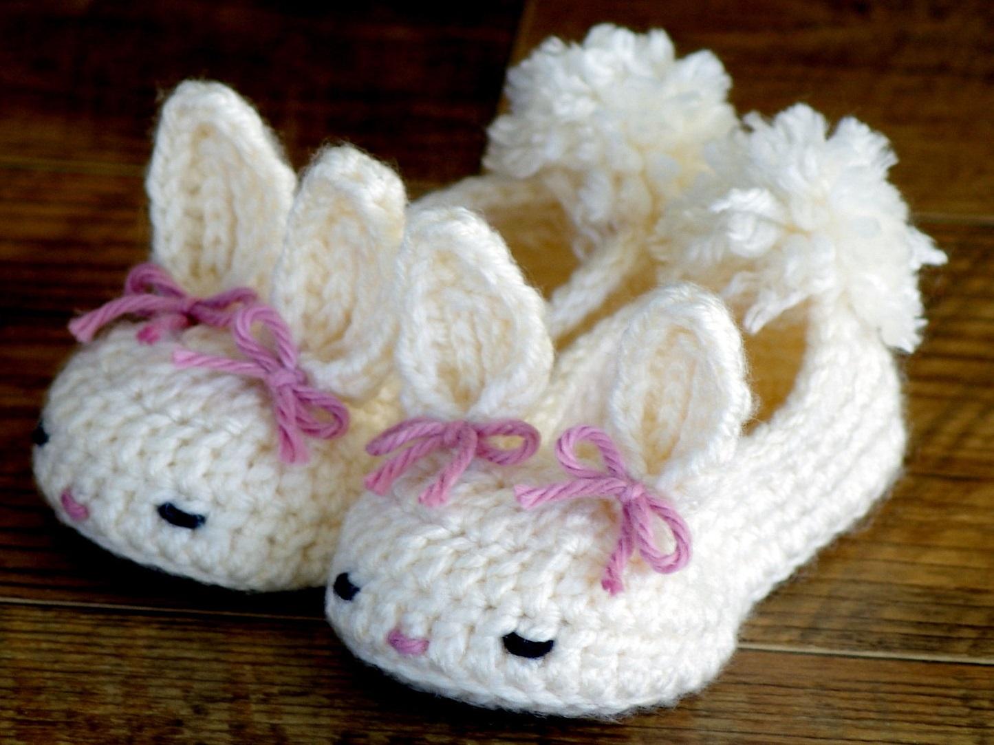 rabbit booties