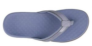 vionic tide ii light blue sandal