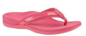 vionic tide ii sandal fuchsia