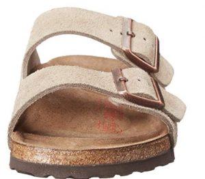 birkenstock arizona taupe sandal