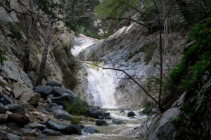 switzer falls california