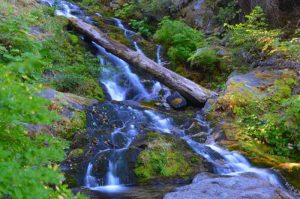 the whiskeytown falls n california